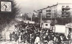 13-Ярмарка-на-улице-Ленина-апрель-1987-год