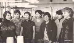 21-Трикотажный-цех-в-Доме-быта-бригада-вязальщиц-октябрь-1985-год